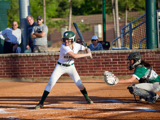 Lady Warrior Softball Team To Host Regional Palyoff Game Tomorrow