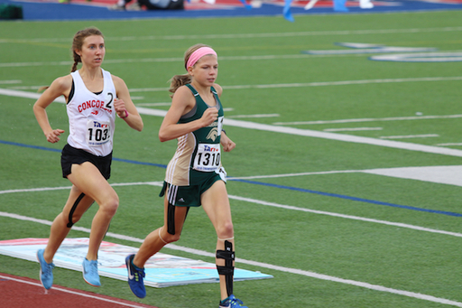 Warrior Runners Earn Gold At State Meet