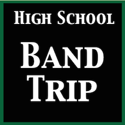 TWCA high school band trip