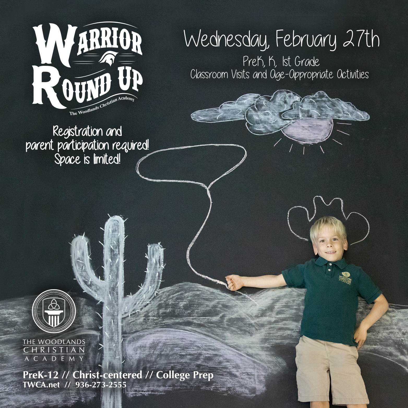 Warrior Round Up