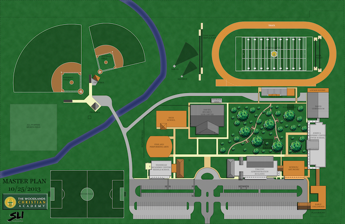 Woodlands Christian Master Plan